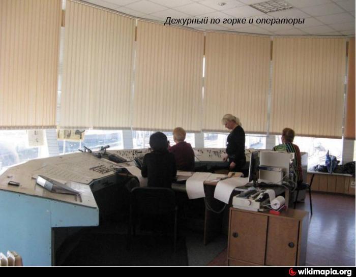 Пост ЭЦ ст. Анисовка - Анисовский: http://wikimapia.org/18865524/ru/Пост-ЭЦ-ст-Анисовка