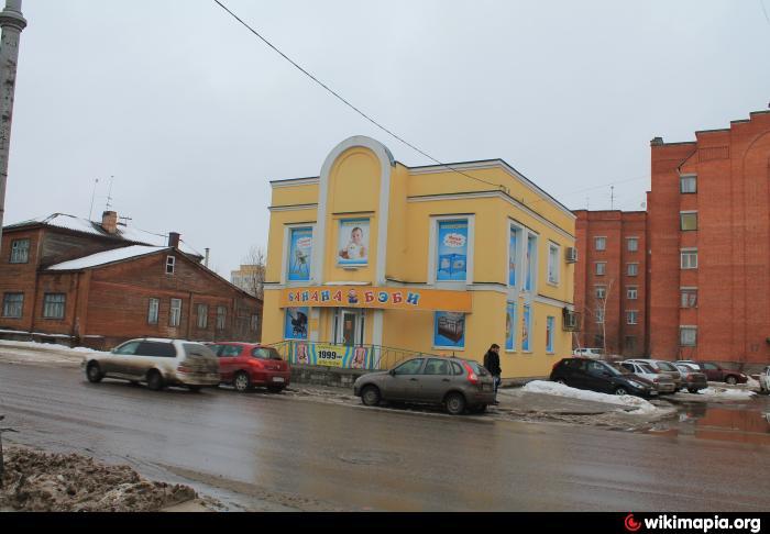Бананабэби, магазин детских товаров в Тамбове — 2ГИС