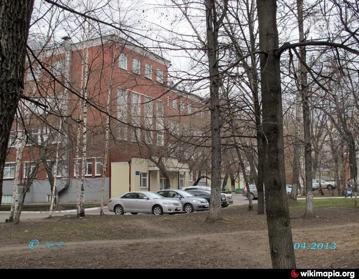 Поликлиника мида россии адрес
