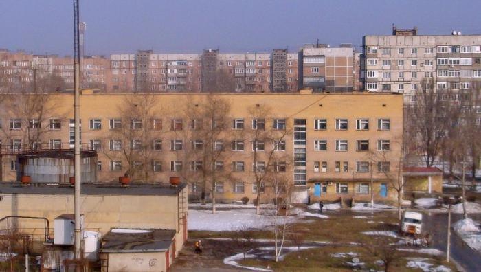 Первая больница в таганроге