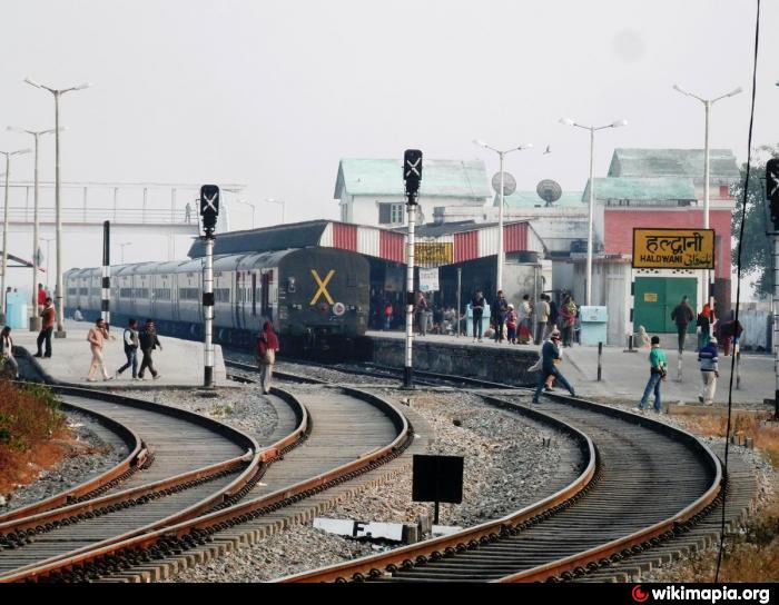 Image result for Banbasa railway station