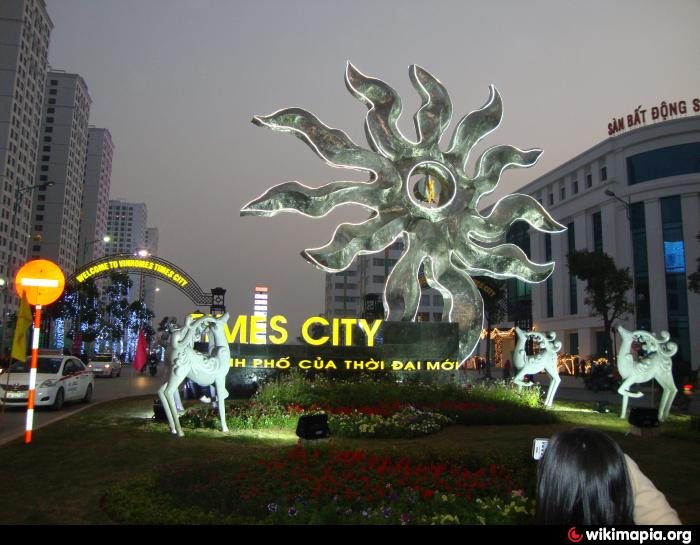 Trung Tam Thuong Mai Time City Trung Tâm Thương Mại Times