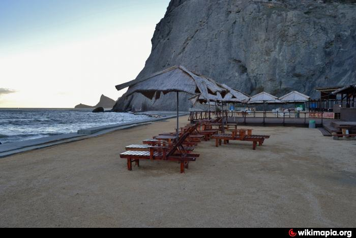 Лучшие Пляжи Крыма Фото Описания Отзывы 2017