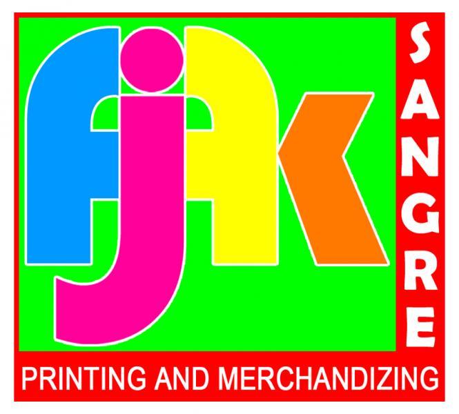 Fjfk sangre printing and merchandizing los ba os for 24 hour shirt printing santa rosa