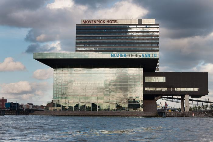 movenpick hotel amsterdam city centre amsterdam high rise. Black Bedroom Furniture Sets. Home Design Ideas