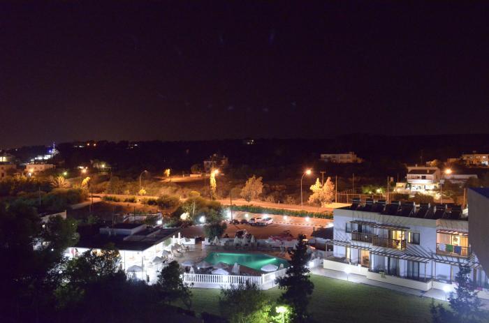 Айя напа центр города