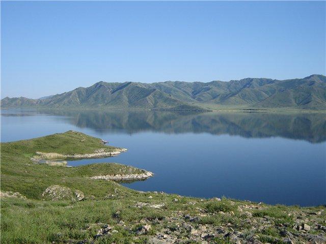 哈萨克斯坦著名景点介绍:布赫塔尔马水库