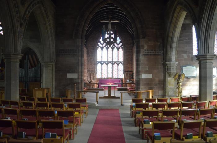 Albrighton United Kingdom  City pictures : Church of St Mary Magdalene Albrighton