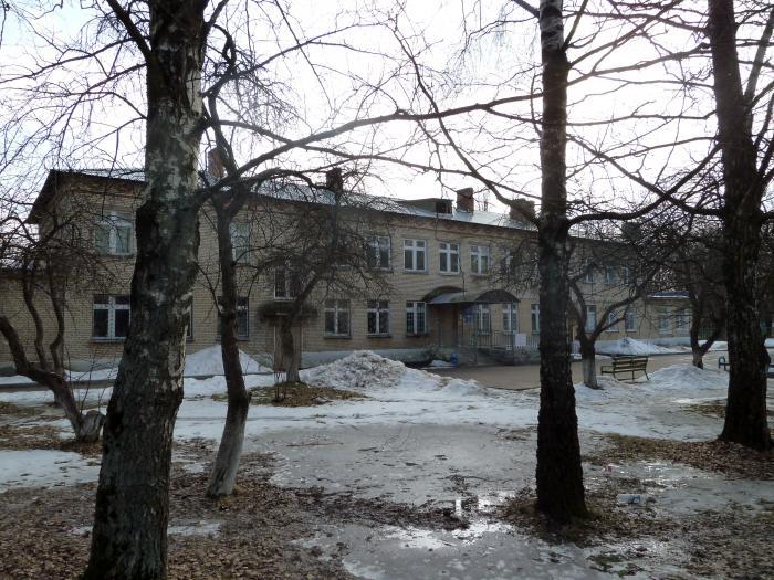 Детская больница доктора рошаля