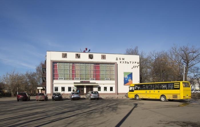 московский пансионат
