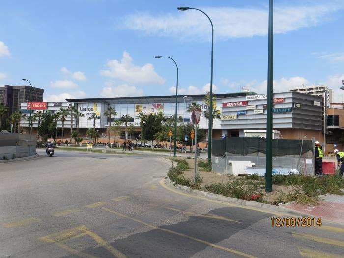 Centro comercial larios antigua gas andaluc a m laga for Oficina western union malaga