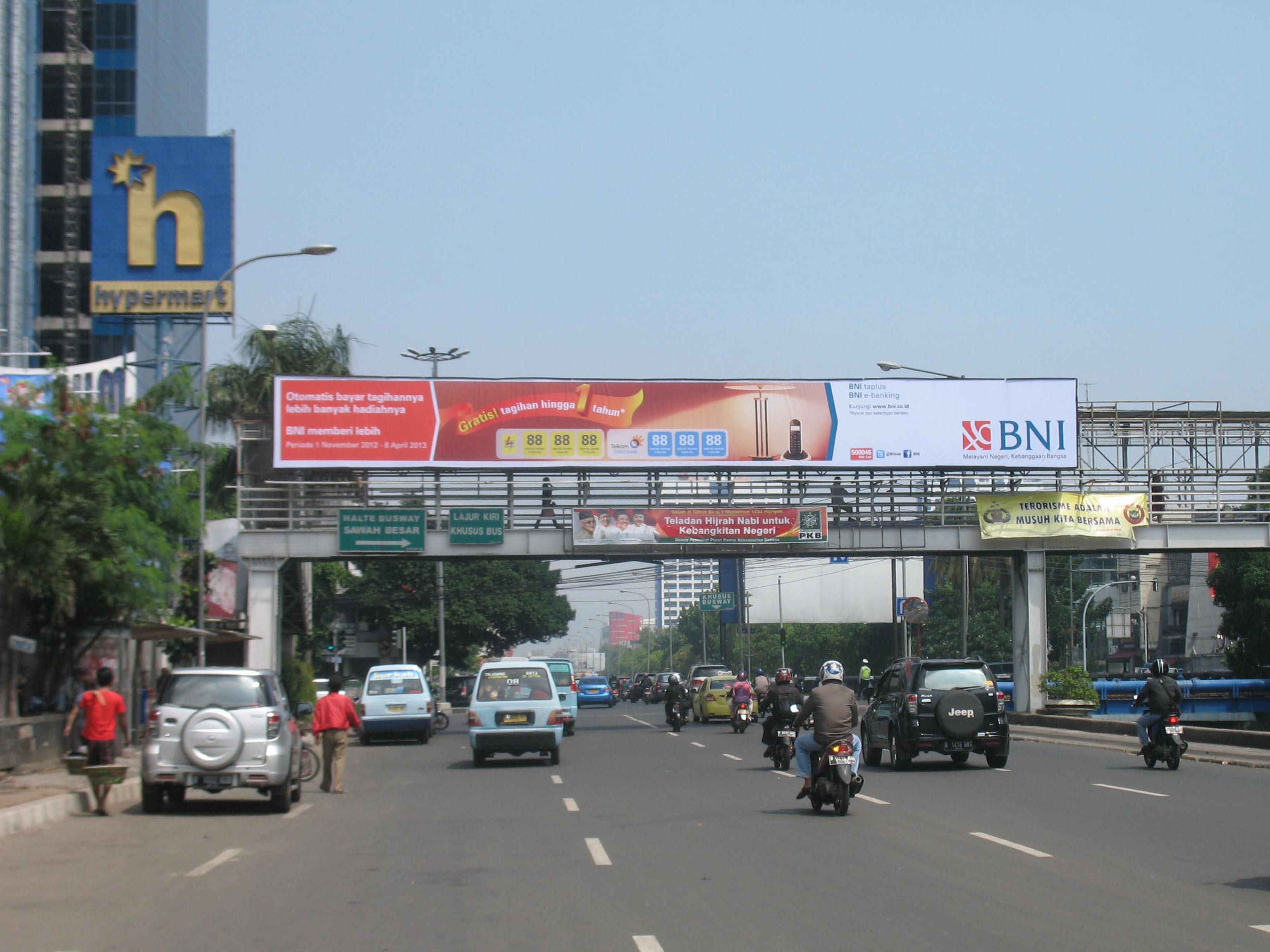 Bank Bni Kcp Harmoni Atm