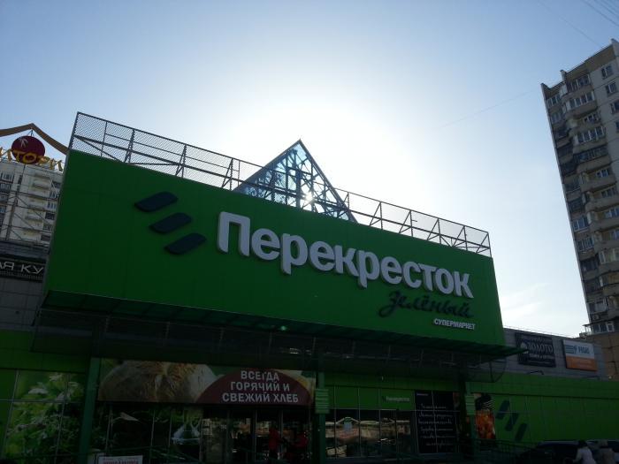 ПерекрестокЭкспресс Адреса всех магазинов