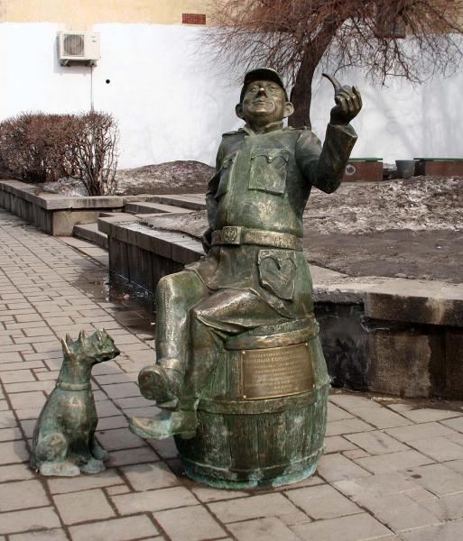 Памятник солдату самара заказать памятник ростов на дону пучеж14