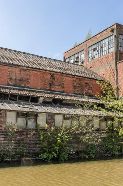 Atherstone United Kingdom  city images : Atherstone Hat Factories derelict Atherstone