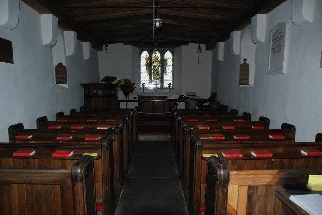 Church Of St Michael De Rupe