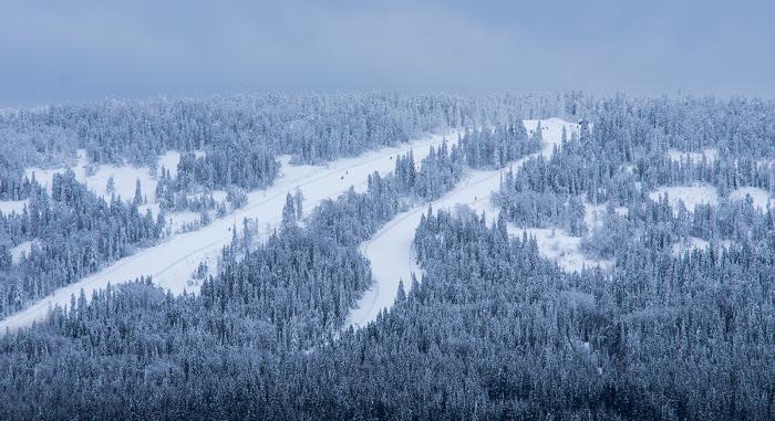 Горнолыжный комплекс гора белая