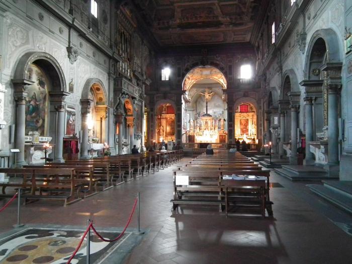 Nissan Santa Maria >> Eglise d`Ognissanti - Florence