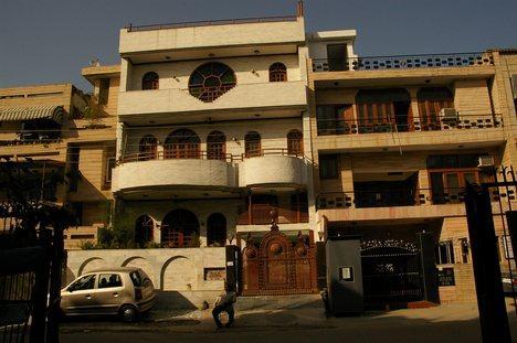 Pt shivshanker baba residance bangra Lower middle class house design in india
