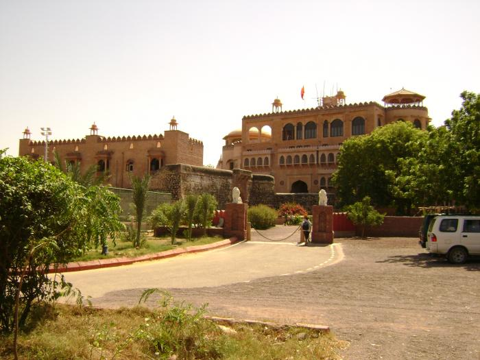 Khimsar India  City new picture : Khimsar Fort Heritage Hotel,Rajasthan,India Khimsar