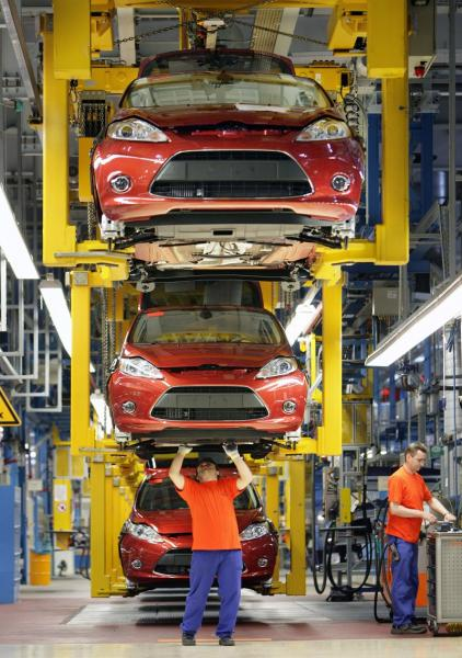 Ford cologne works cologne for Bayer motor company ford