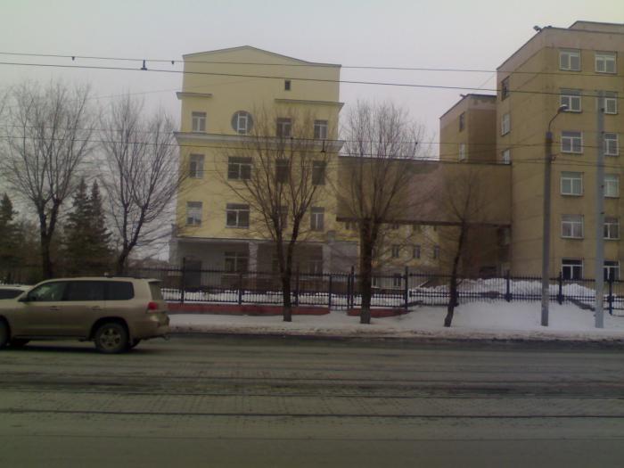 Городская поликлиника в алматы