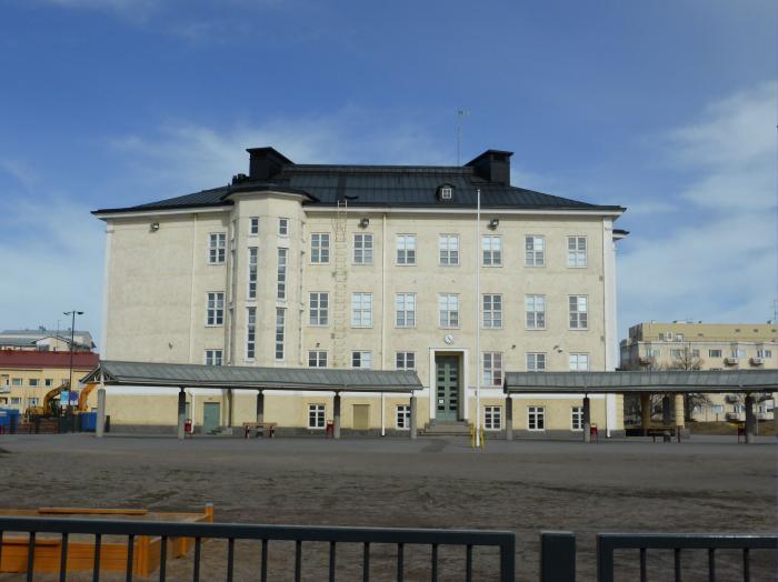Kimpisen koulun Peltolan toimipiste - Lappeenranta