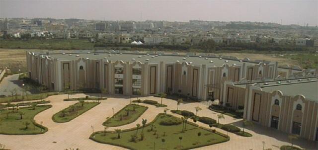 Parc Des Expositions De Loffice Des Changes Casablanca