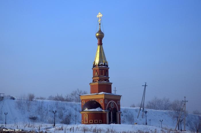 Храм Георгия Победоносца на Поклонной горе и его создание