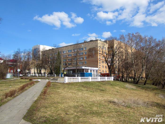 Адрес оренбургской клинической больницы 1
