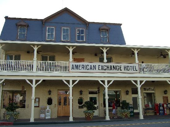 Hotel Sutter Creek California