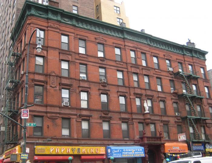 200 West 14th Street The Jeanne D Arc New York City