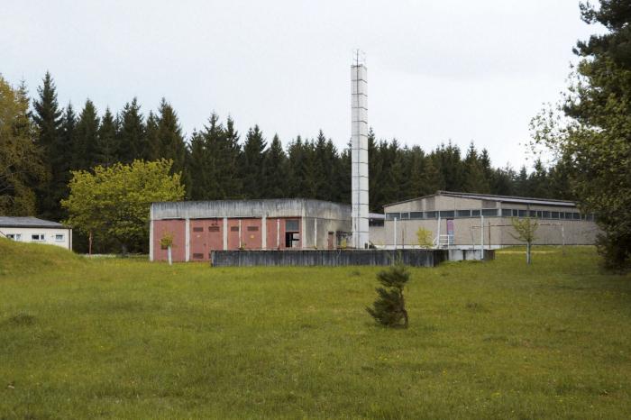 Ehemaliges Bundeswehr Depot Urbach