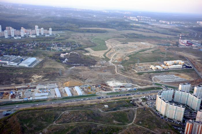 Электродепо и ТПУ планируют построить в промзоне Руднёво