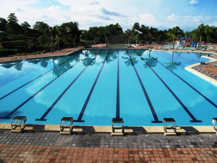 Tarlac Provincial Olympic Swimming Pool San Jose