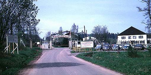 Former Kriegsfeld Army Depot Nato Site Number 107 North