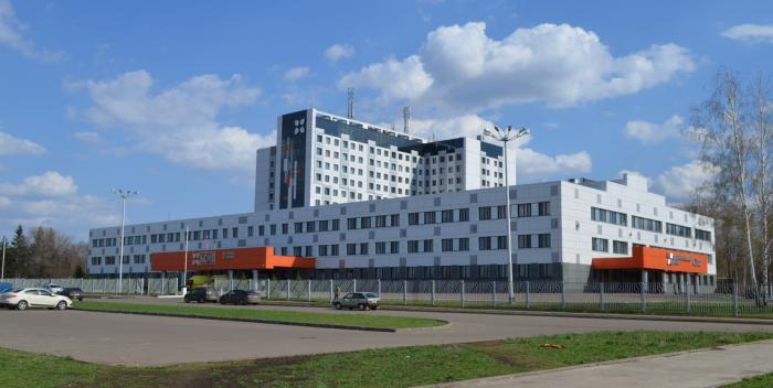 Администрация 3 детской поликлиники