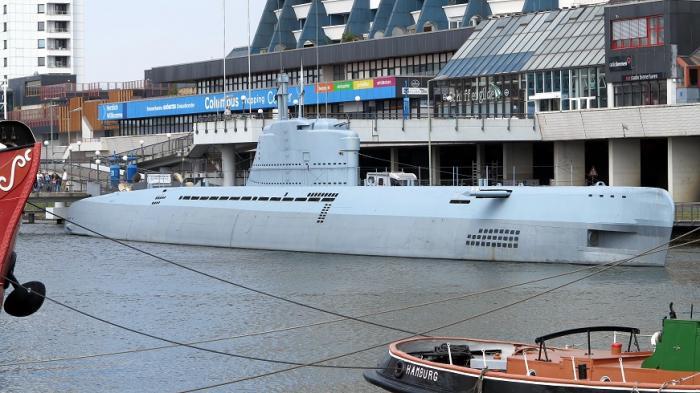 U 2540 Wilhelm Bauer Bremerhaven