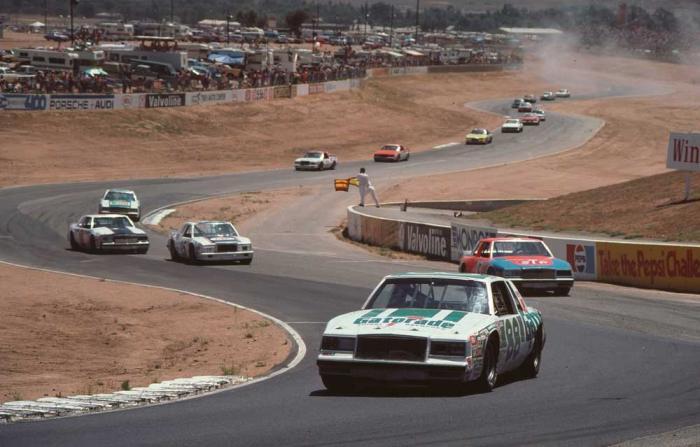 Riverside International Raceway Site Moreno Valley
