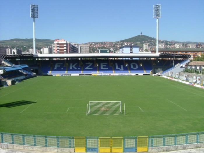 BiH Premier Stadiums