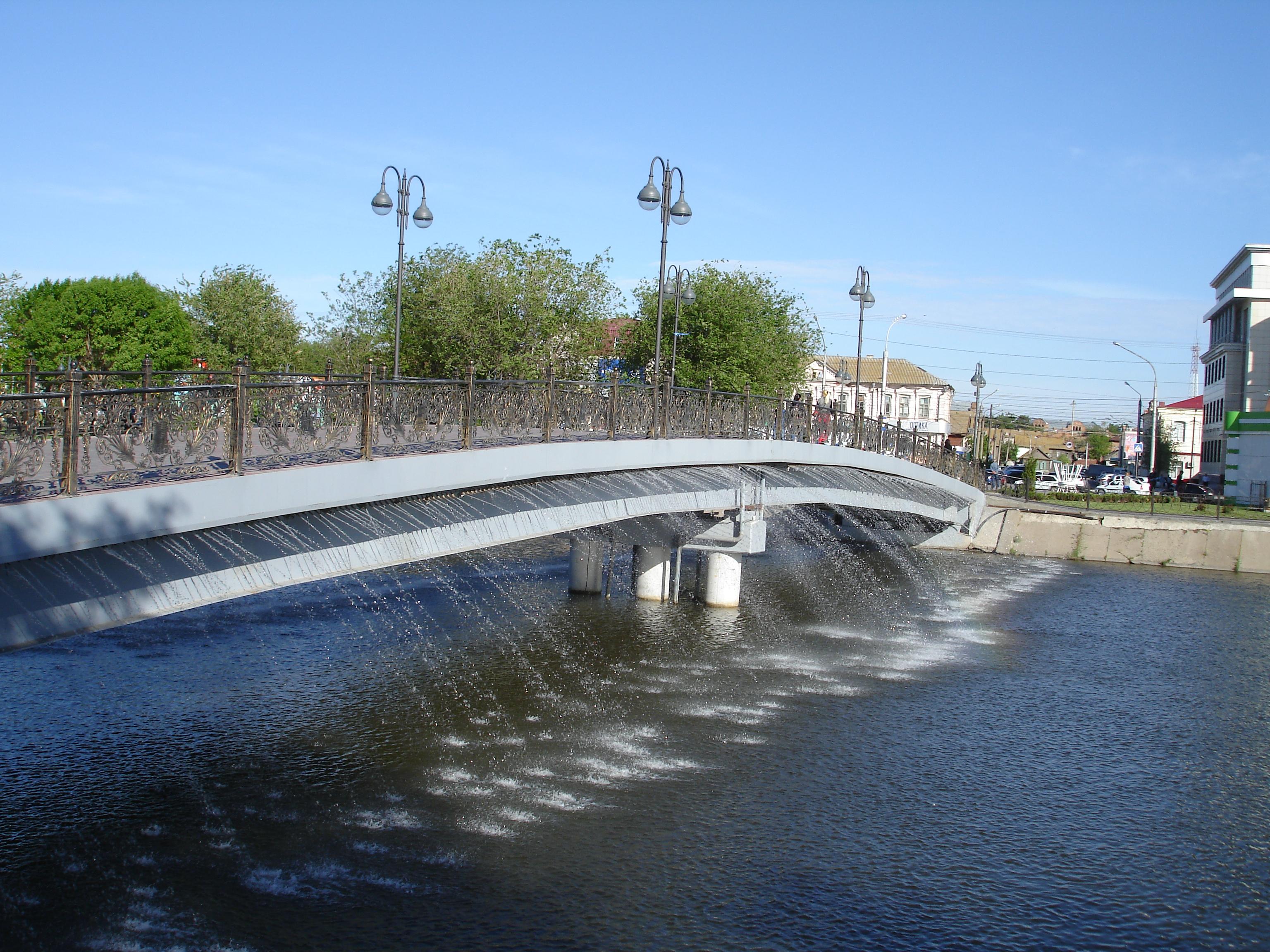 Мост азербайджано-российской дружбы