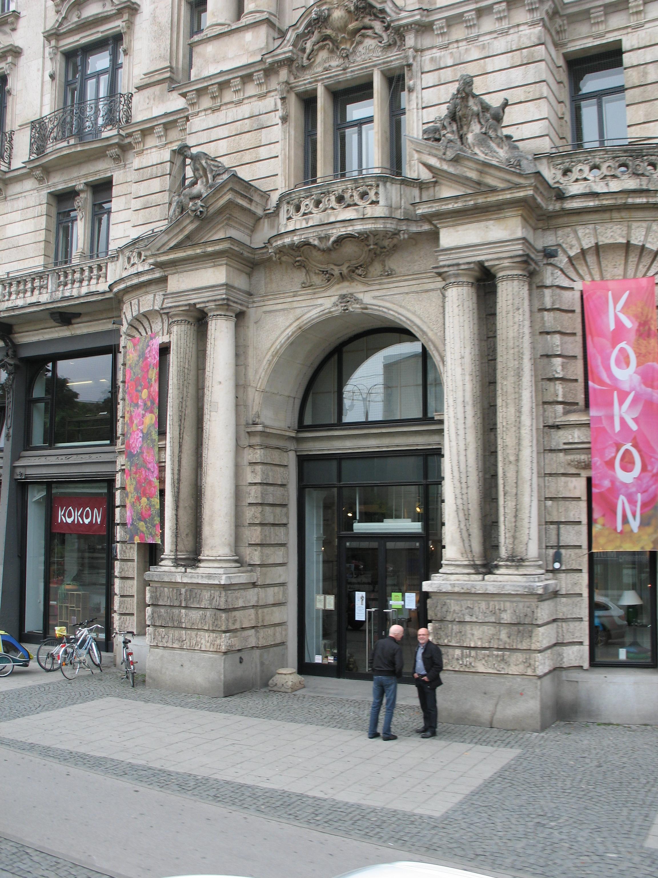 kokon münchen lenbachplatz