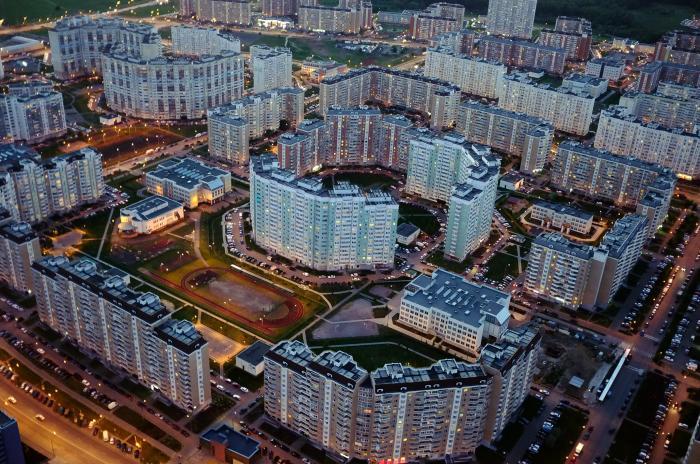 2-й микрорайон Кожухово (район