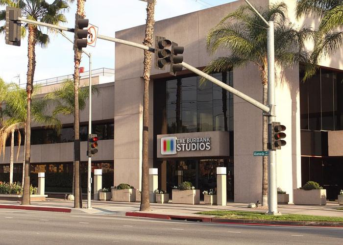 The burbank studios formerly nbc west coast burbank for California design west