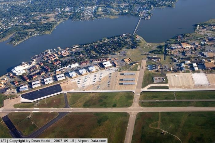 Langley Air Force Base Hampton, VA