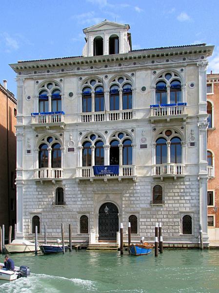 Palazzo Corner Spinelli Venice