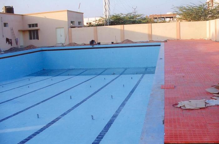 Ou Swimming Pool Hyderabad