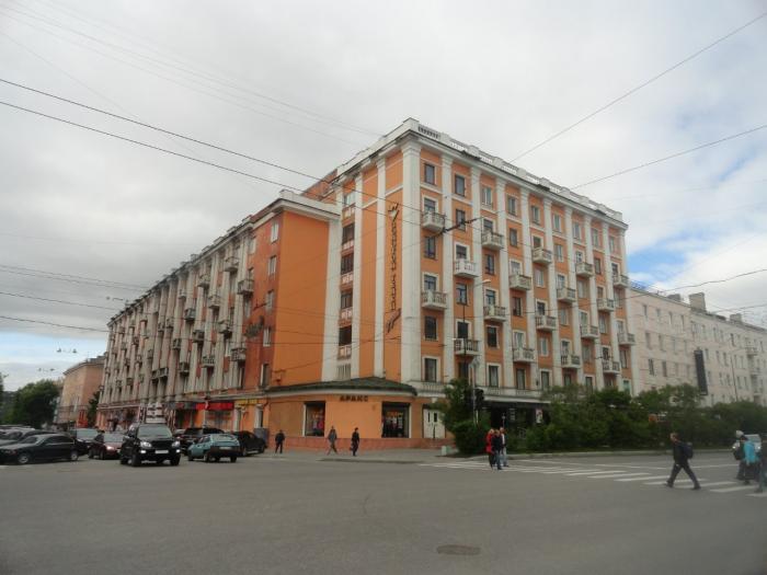 Недавно я обратил свое внимание на капитальные ремонты в Мурманской области…