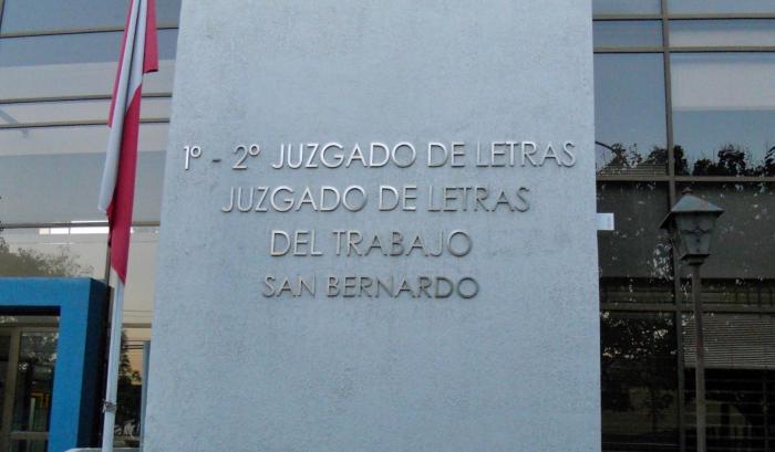 Opiniones de juzgados de letras de chile for Juzgado de letras