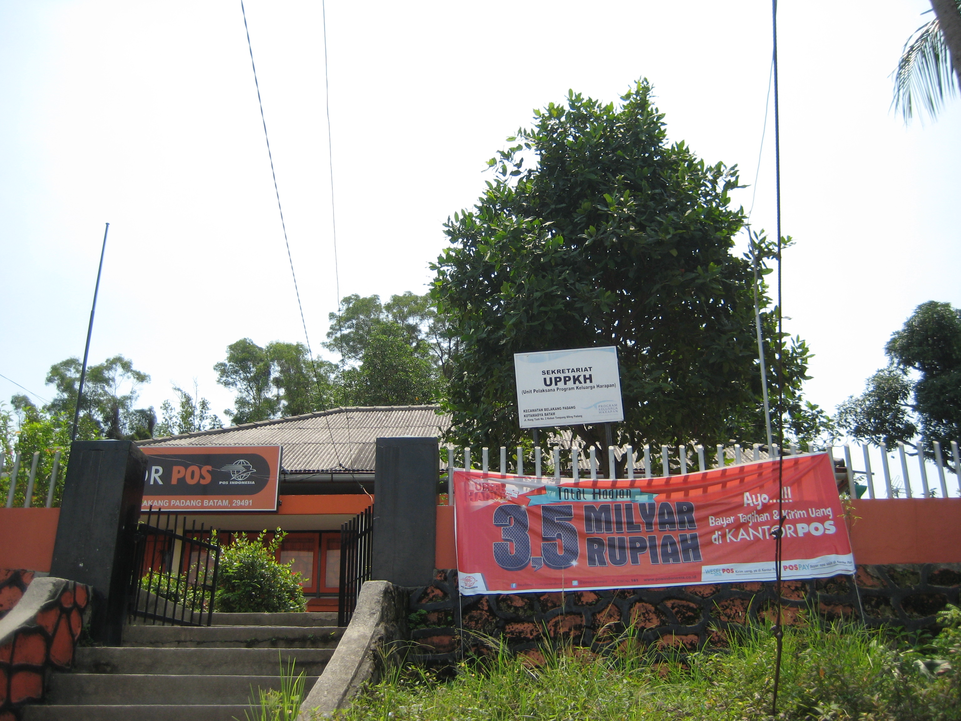 Kantor Pos Belakang Padang